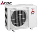 DELUXE jednostki zewnętrzne klimatyzatorów ściennych Mitsubishi